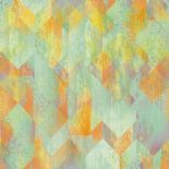 Oxy More 3 Digital Wall Panel Wallpaper De Guipure Et De Gouache 77780164 or 7778 01 64 By Casamance
